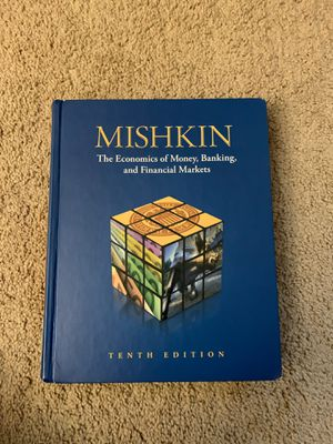 Mishkin Economics of Money, Banking and Financial Markets for Sale in Margate, FL