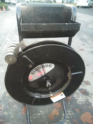 Signode model df .15 dispenser for Sale in Wilsonville, OR