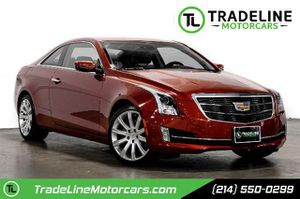 2016 Cadillac Ats Coupe for Sale in Carrollton, TX