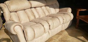 Power reclining sofa for Sale in Hudson, FL