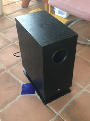 Onkyo Powered Subwoofer for Sale in Lynwood, CA