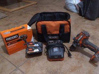 Printed Octane Combo Kit Hammer Drill Impact Driver for Sale in Tampa,  FL