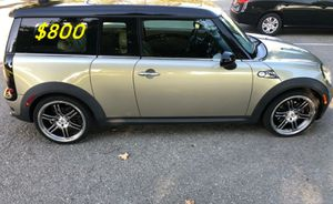 🎁💲8OO For sale URGENTLY 2OO9 Mini cooper . The car has been maintained regularly 🎁c for Sale in Detroit, MI