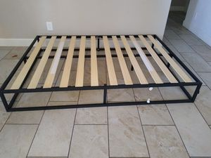 Bedframe Full size for Sale in Mesa, AZ