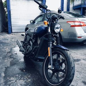 Harley Davidson 2016 Street 750cc for Sale in Los Angeles, CA