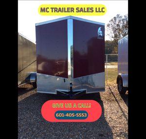 Spartan Enclosed Trailer for Sale in Brandon, MS