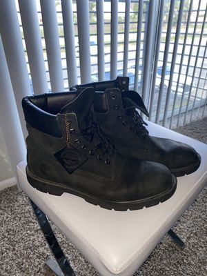 Black Timberland Boots for Sale in Orlando, FL