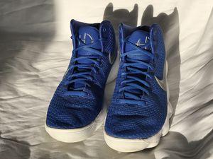Blue Nike Hyperdunk 2017 basketball shoes for Sale in Corona, CA