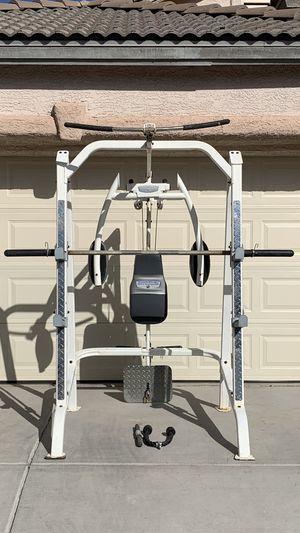 Linear Bearing Smith Machine Squat Rack for Sale in Las Vegas, NV