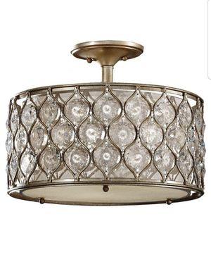 new feiss light fixture for Sale in Philadelphia, PA
