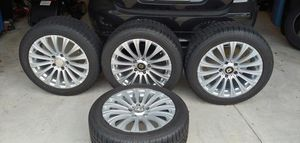 BMW RIMS AND TIRES. for Sale in Langley Air Force Base, VA
