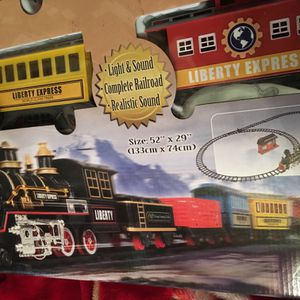 Liberty Express Train for Sale in Fresno, CA