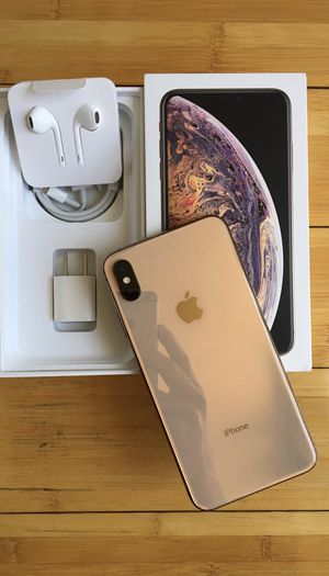 New Condition iPhone XS Max Factory Unlocked for Sale in Sunny Isles Beach, FL