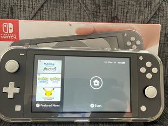 Nintendo Switch Lite With Protective Case for Sale in Federal Way,  WA