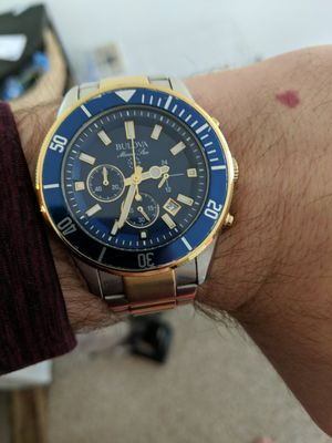 Bulova Marine Star Watch for Sale in Washington, DC