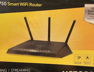 Brand New NETGEAR Nighthawk AC1750 Smart WiFi Router for Sale in Escondido,  CA