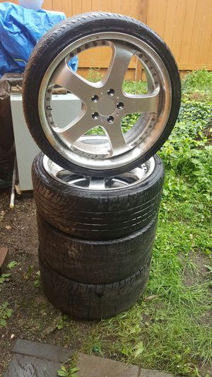 Rims for car for Sale in Renton, WA