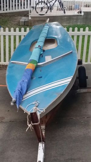 Sunfish sailboat for Sale in Cedar Park, TX