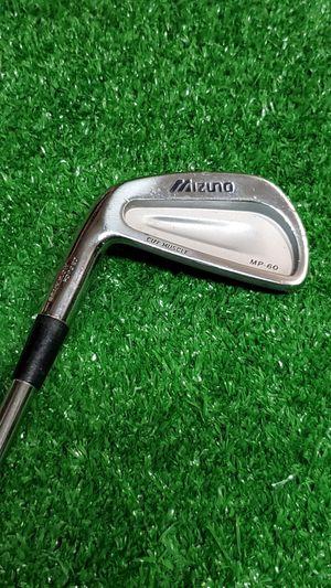 Mizuno MP 60 :3 Iron Forged Golf Club, LH for Sale in Santa Clarita, CA