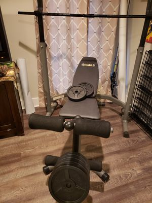 Weight Bench for Sale in Tuscaloosa, AL