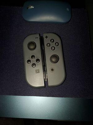 NES Swtich joy con and grey joy con for Sale in Plano, TX