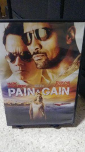Pain & gain dvd for Sale in Yakima, WA