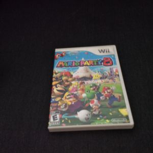 Wii Mario Party 8 for Sale in Scottsdale, AZ