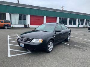 2001 AUDI A6 SEDAN AUTOMATIC for Sale in Tacoma, WA