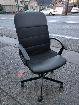 IKEA Black Desk Chair - Like New! for Sale in Seattle, WA