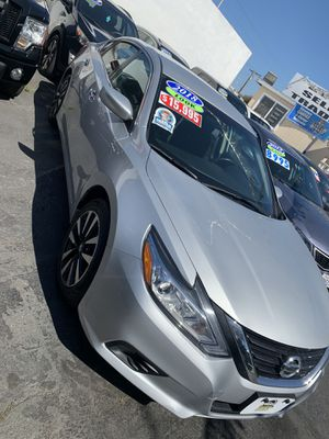 2018 Nissan Altima we Finance Aqui financeamos for Sale in National City, CA