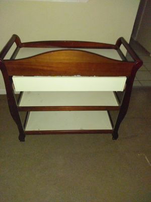 Diaper changing table for Sale in Warren, MI