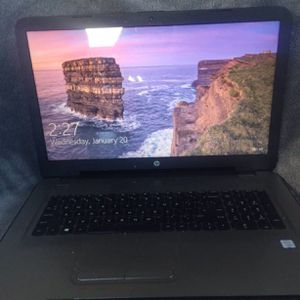 Hp Laptop 17' Screen (works perfectly) has webcam for Sale in Newport Beach, CA