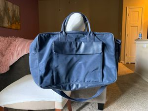 ZIHR Navy Duffle Bag for Sale in Austin, TX