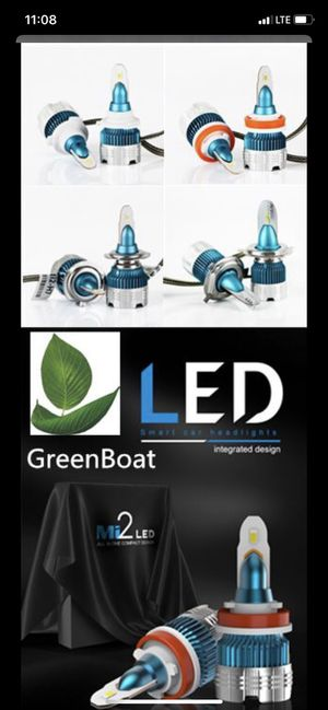 Brand New LED headlight solution kits for Sale in La Puente, CA