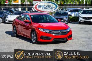 2018 Honda Civic Sedan for Sale in Miami, FL