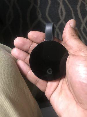 Google Chromecast for Sale in Peachtree Corners, GA