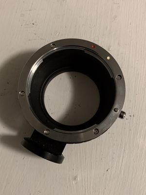 Canon EF Lens to Sony E-Mount Camera Smart AF Adapter for Sale in Decatur, GA