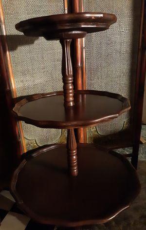 Antique 3 Tier Table for Sale in Benton, AR