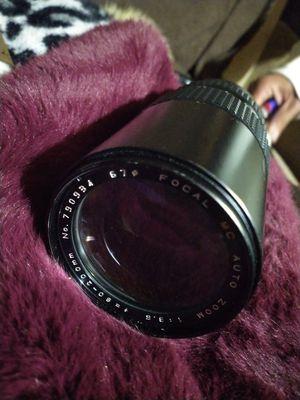 AUTO ZOOM Camera Scope for Sale in Saint Paul, MN