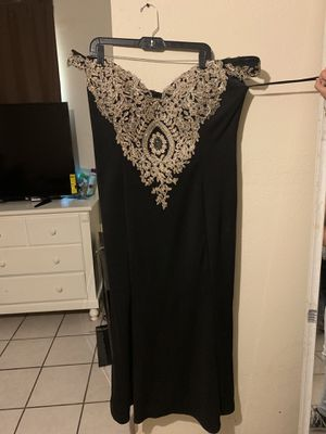 Off the shoulder formal dress for Sale in Tracy, CA