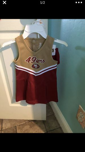 49ers dress for Sale in Bakersfield, CA