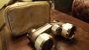 Mother of Pearl, Antique Opera Glasses & Case - Museum Mint Quality, Imported From Italy for Sale in Winter Park, FL