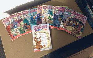 Scooby-Doo collect clues mystery book set for Sale in Fontana, CA