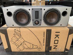 Dali Ikon Vokal Hi-End Speakers for Sale in Dallas, TX