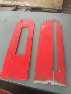 Table saw guards for table saw for Sale in Warren, MI