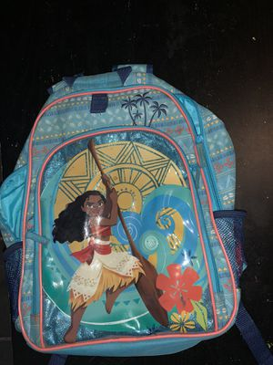 Moana backpack for Sale in Riverside, CA