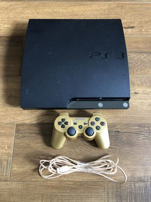🔥Sony PlayStation 3 Slim 300GB System Firmware PS3 4.82 JAILBROKEN VIDEO GAMES for Sale in San Diego, CA