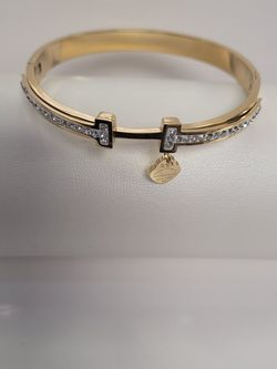 Stainless Steel Gold Bangle for Sale in Bailey's Crossroads,  VA