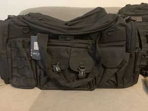 Tactical duffel bag and backpack for Sale in Spring Hill, FL