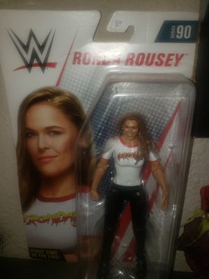 Ronda Rousey action figure for Sale in Las Vegas, NV